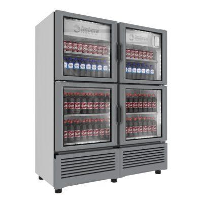 Refrigerador 4 Puertas Imbera VRQ35
