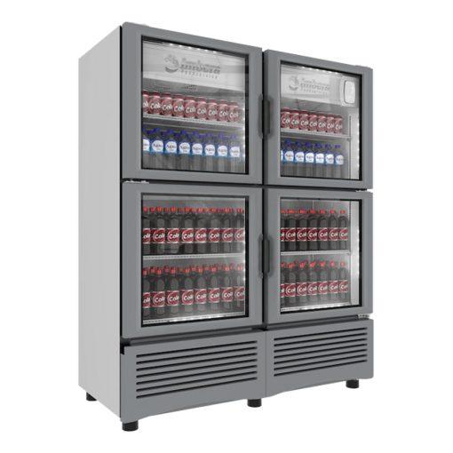 Refrigerador 4 Puertas Imbera VR35-4P