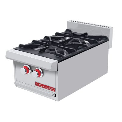 Parrilla a Gas Coriat PCV-2 HD