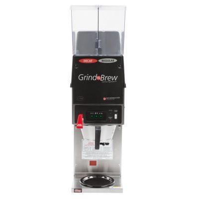 Cafetera con Molino Grindmaster GC-GNB-21H