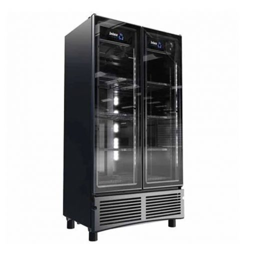 Refrigerador 2 Puertas de Vidrio Imbera VR26-N