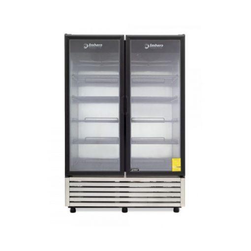 Refrigerador Puerta de Vidrio Imbera VRD43-AI
