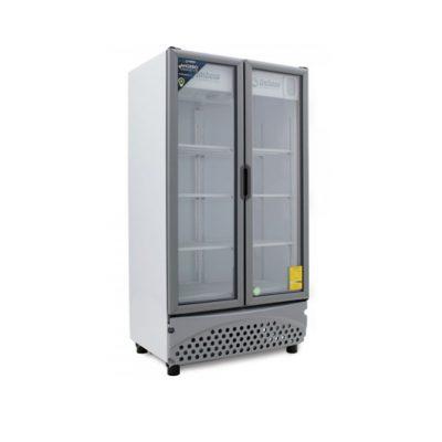 Refrigerador Puerta de Vidrio Imbera VRD26-2P